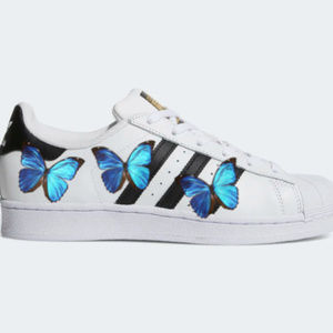 Adidas Superstar Butterfly Shoes